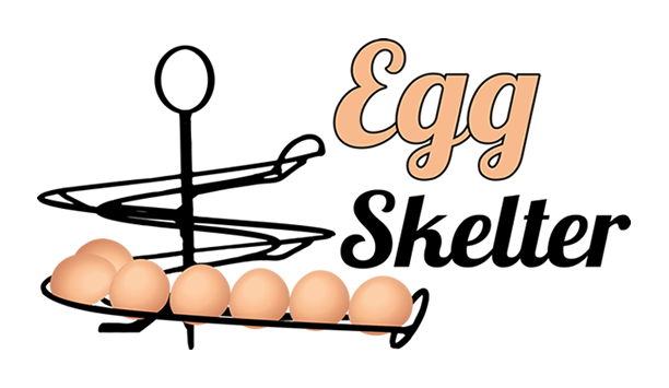 Egg Skelter kitchen egg storage